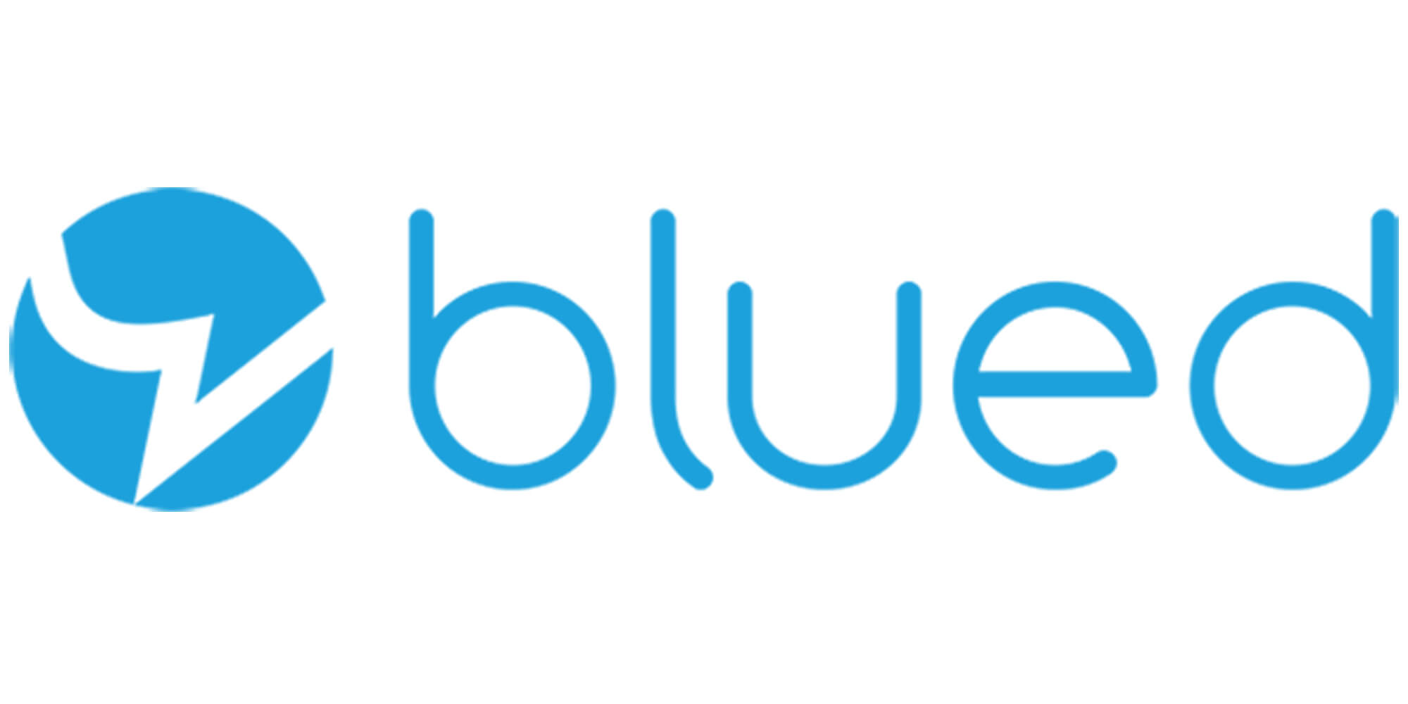 Blued Logo