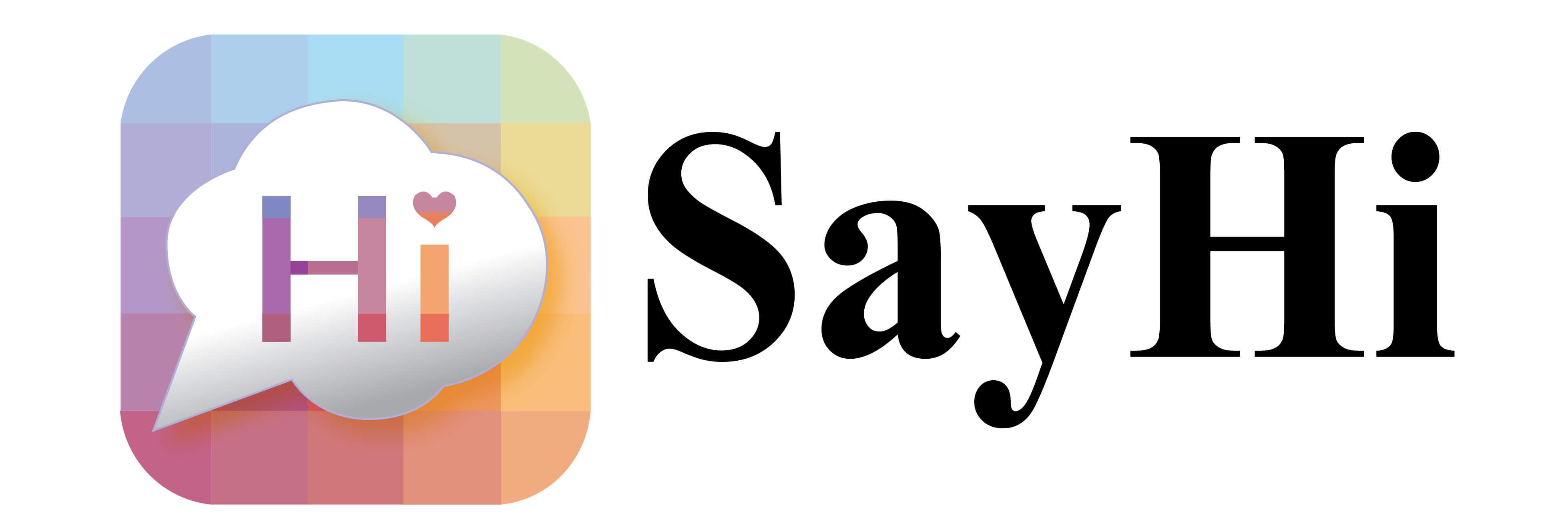 Say Hi Logo