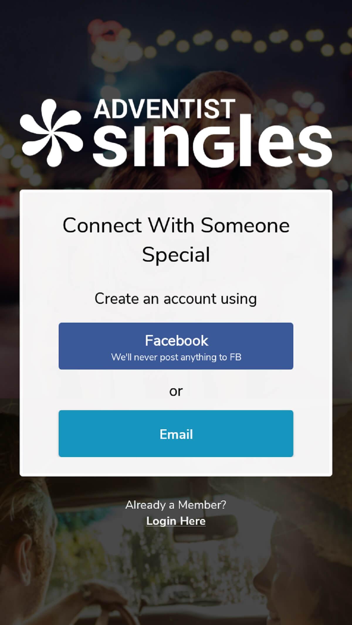 Adventist Singles App