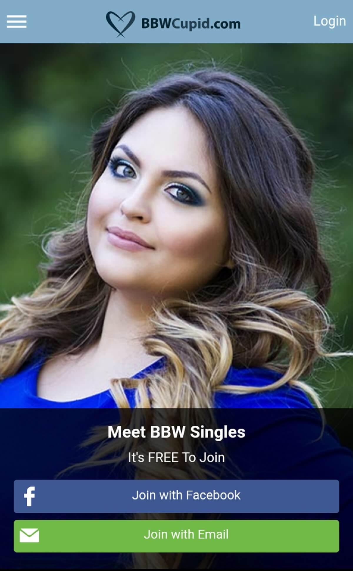 BBWCupid App