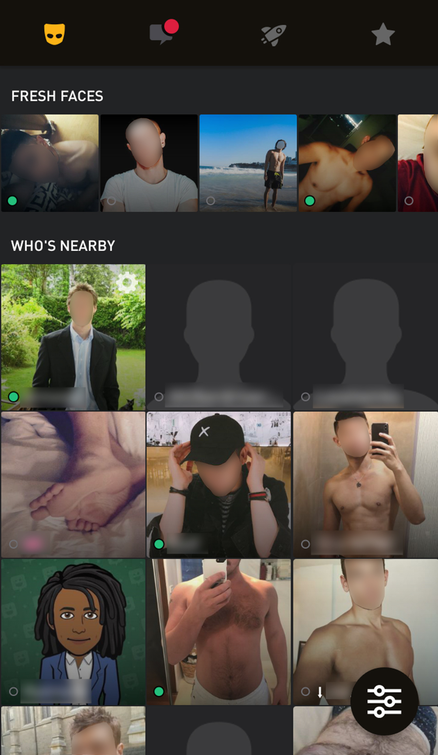 Grindr Whos Nearby