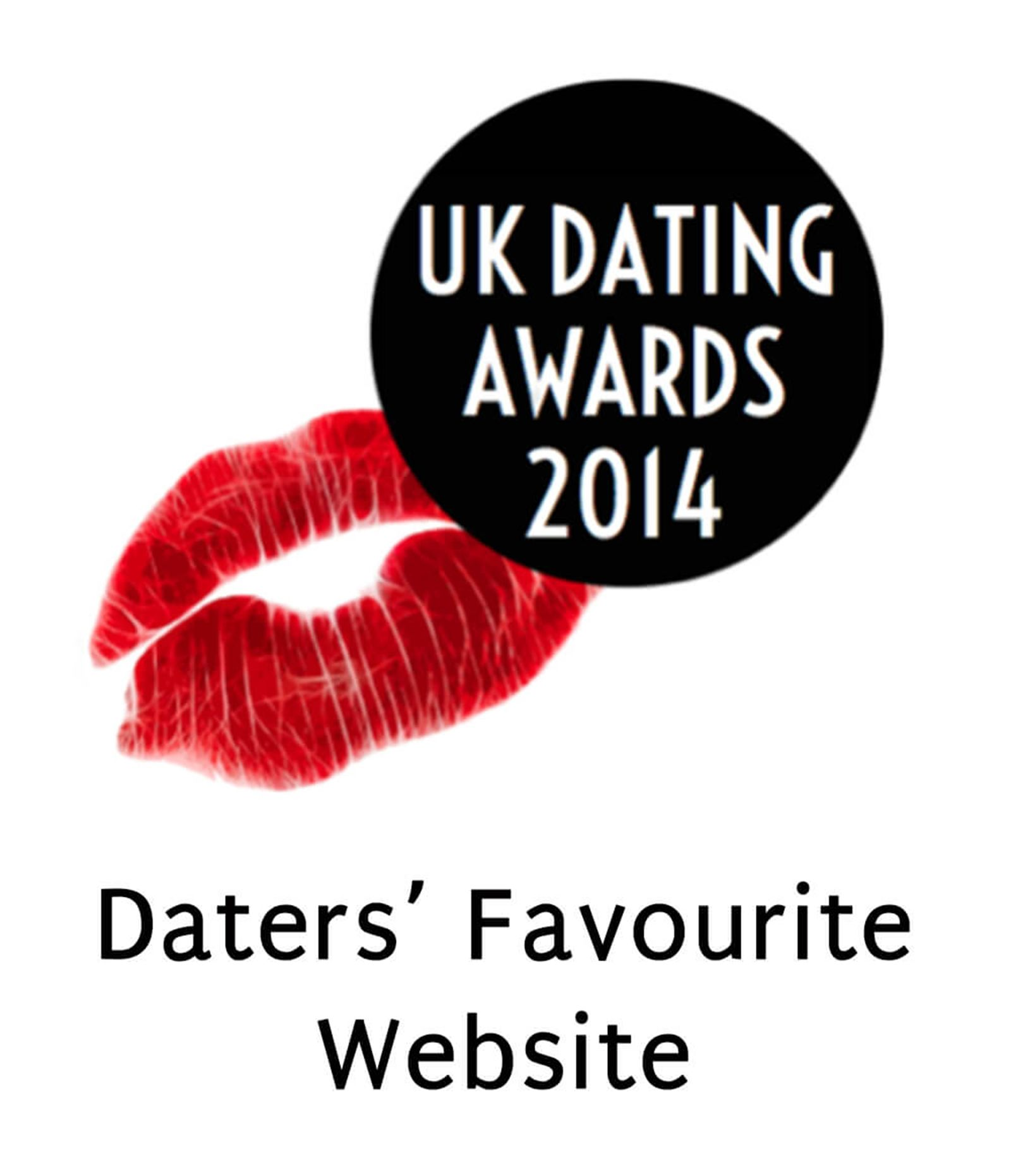 The Guardian Soulmates UK Dating Awards 2014 Daters' Favourite Website