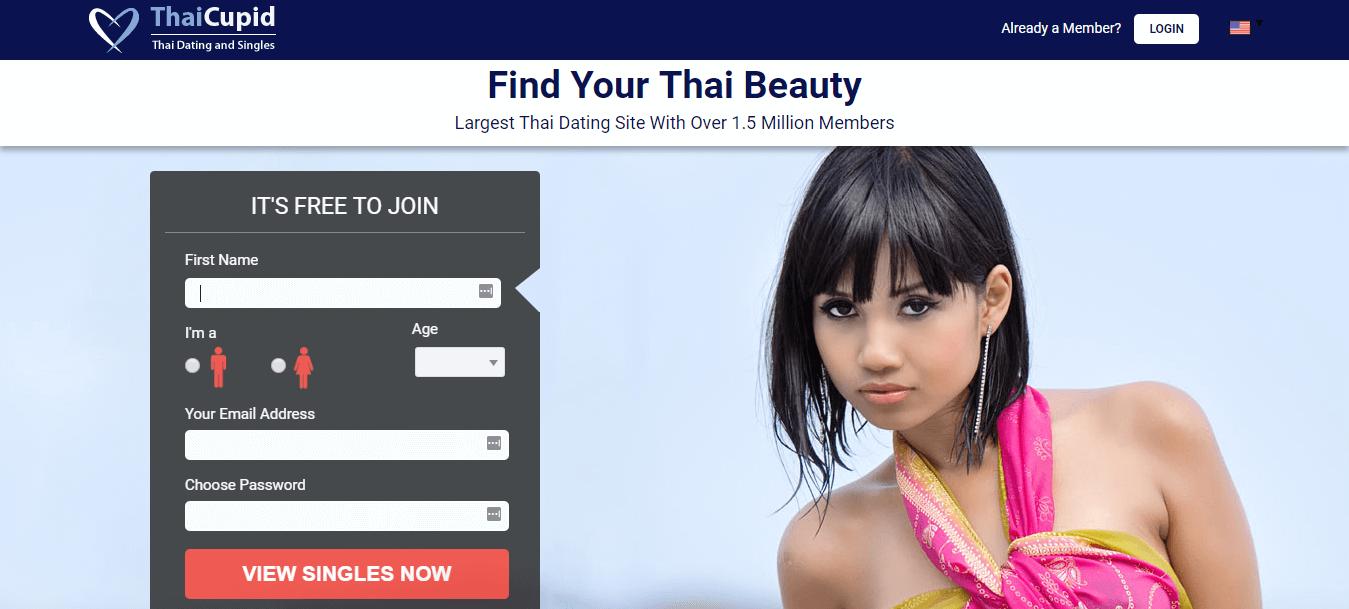Thai Cupid Registration