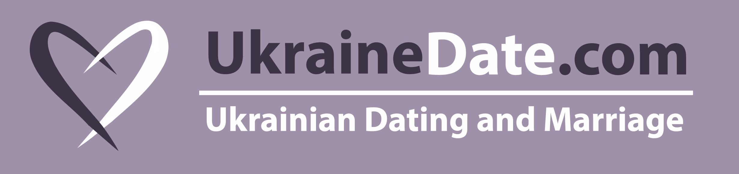 Ukraine Date Logo