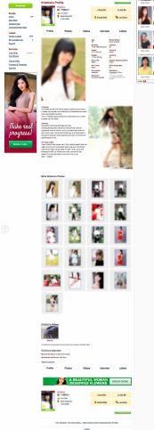 AsianDate Profile