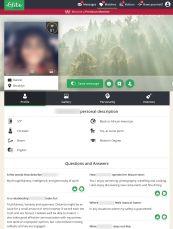 EliteSingles Profile