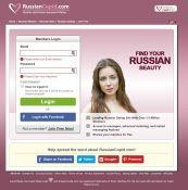 RussianCupid Registration