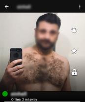 Scruff male Profile