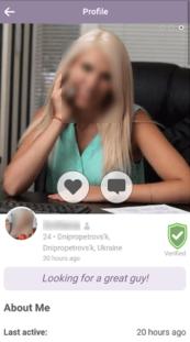 Ukraine Date Profile