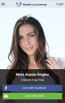 AussieCupid App