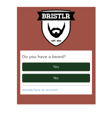 Bristlr App Version
