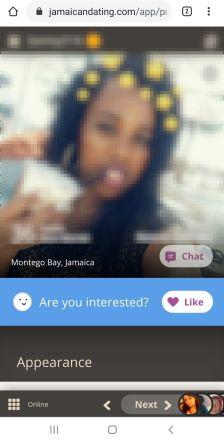 JamaicanDating Mobile