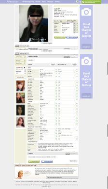 KoreanCupid Female Profile