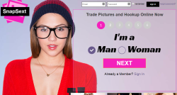 Snapsext Signup