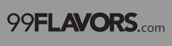 99 Flavors Logo