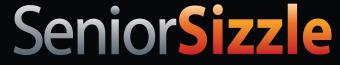 senior sizzle logo