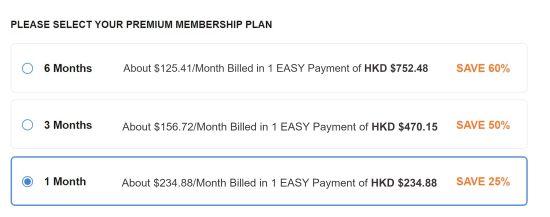 LargeFriends HK Cost
