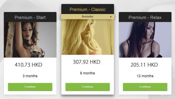 C-date HK Price