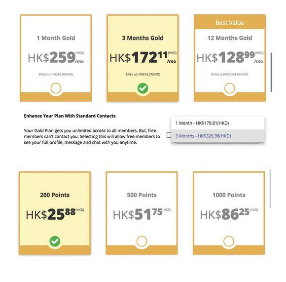 cost of swapfinder hk
