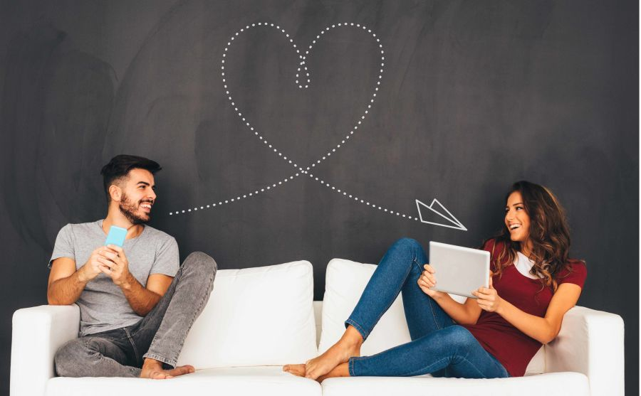 Why dating sites are good for finding love