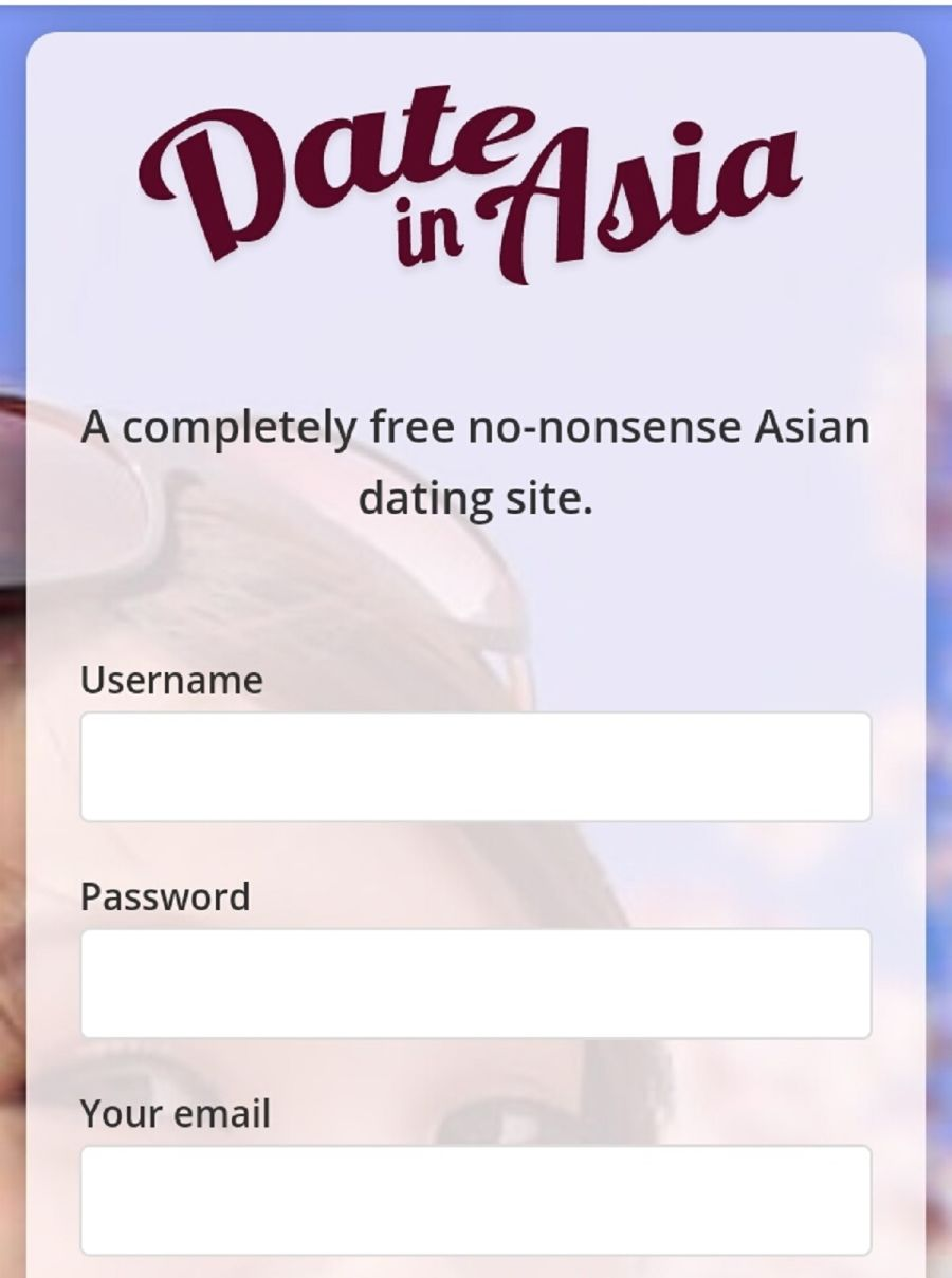DateinAsia Mobile Site