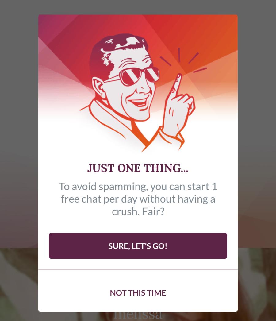 koko spamming