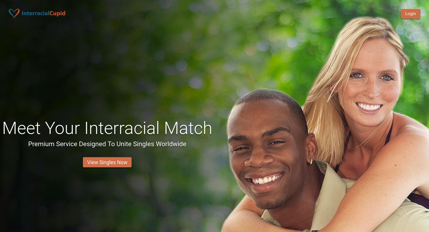 Interracial Cupid