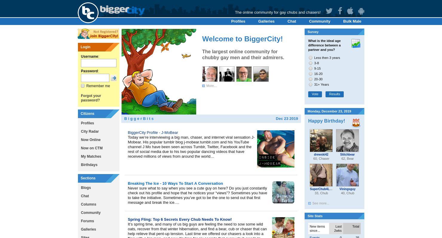 BiggerCity